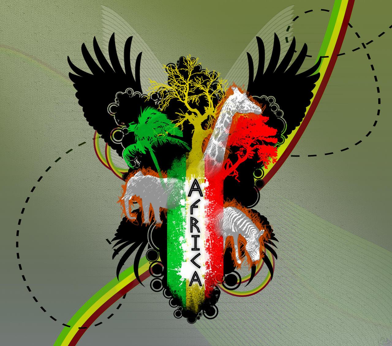 Africa by 2d4u
