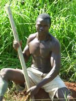 african man by NikiljuiceStock