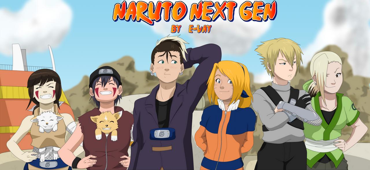 Naruto: Next Generation by SractheNinja