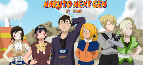 Naruto: Next Generation by SractheNinja