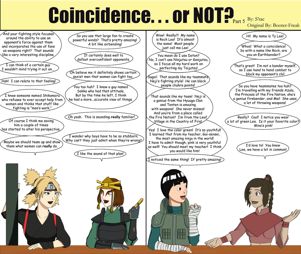 Watch Avatar Movie Part 2: Coincidence...or NOT? Part 5 By SractheNinja On DeviantArt