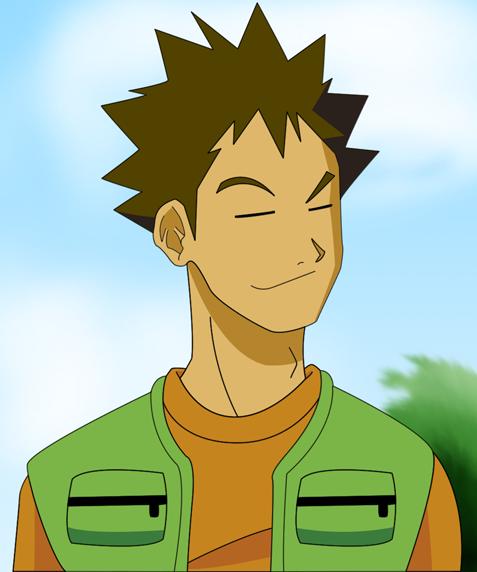 Pokemon: Brock by SractheNinja