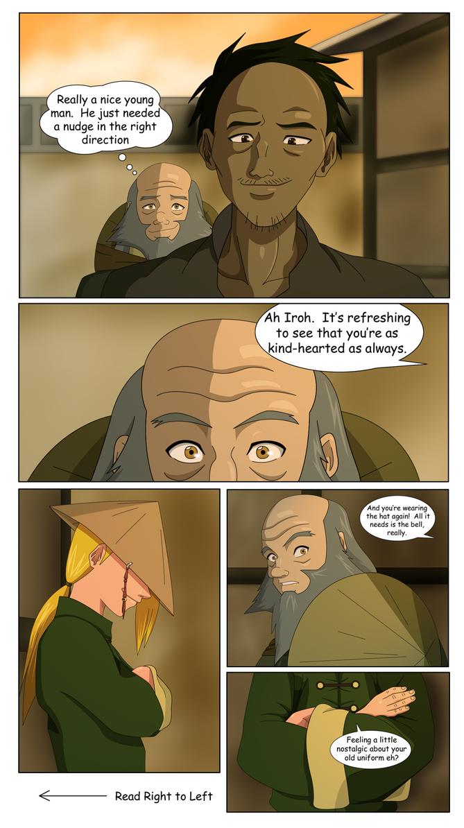 Irohtsuki Part 2 Page 1 by SractheNinja