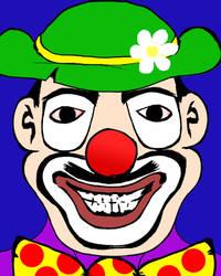 Clown inside