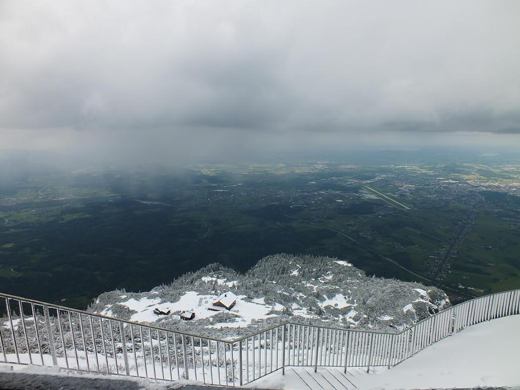 Auf dem Untersberg by leeman10