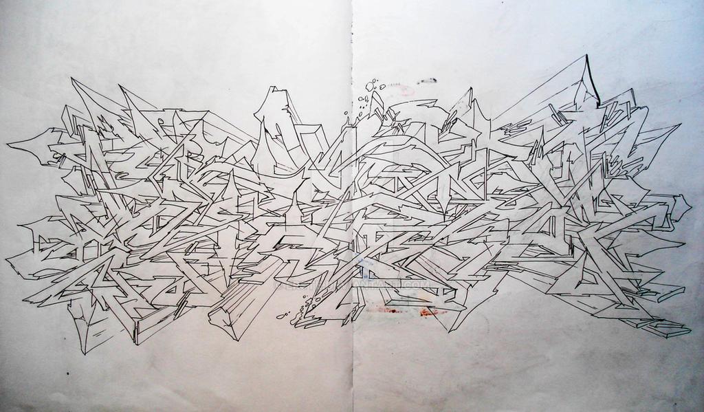 black lines_2011 by ERSTE