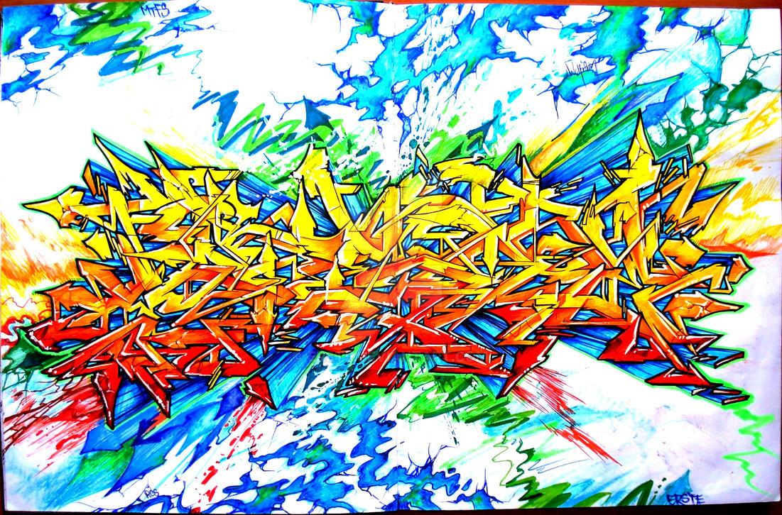 Arrows by ERSTE