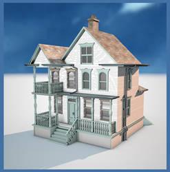 3D Beautiful House by Bhaijaan