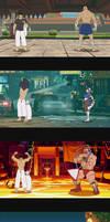 Street Fighter - Prepare for Battle
