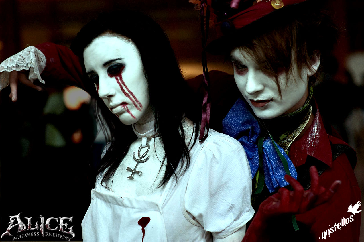 Alice madness returns hysteria version by littlesister84