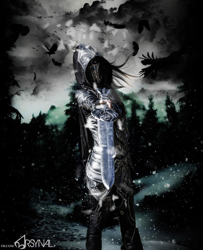 skyrim nightingale wallpaper - photo #11