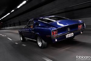 1968 Mustang Fastback by FabioAro