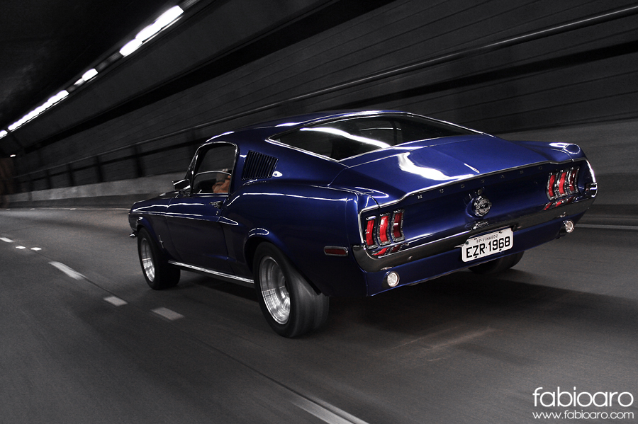 1968 mustang fastback by fabioaro on deviantart. Cars Review. Best American Auto & Cars Review