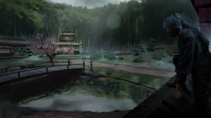 Shogun's house