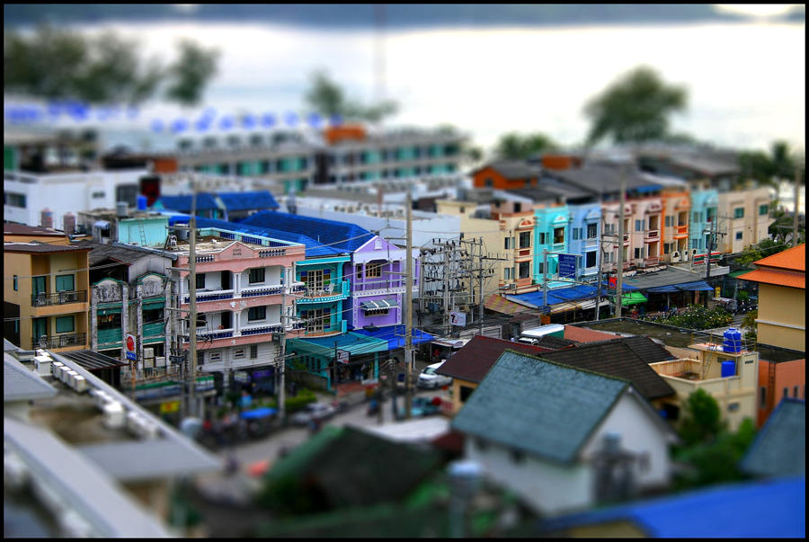 Tiny Thailand by ShesABromide