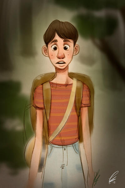 stand by me gordie lachance essay In stand by me, he is portrayed by river phoenix in the film and instead of  at  12 years old, chris sets off alongside his closest friends, gordie lachance,.