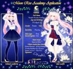 Kashiiya - Moon Rise Academy