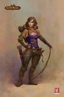 Ranger Marina by mokhman