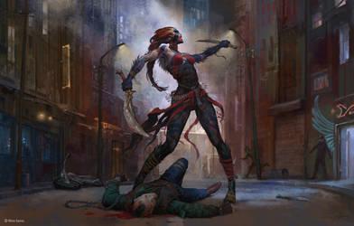 Awakened Huntress
