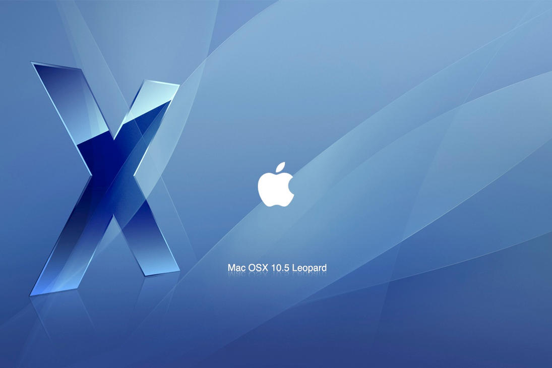 Mac OSX Leopard by makrivag