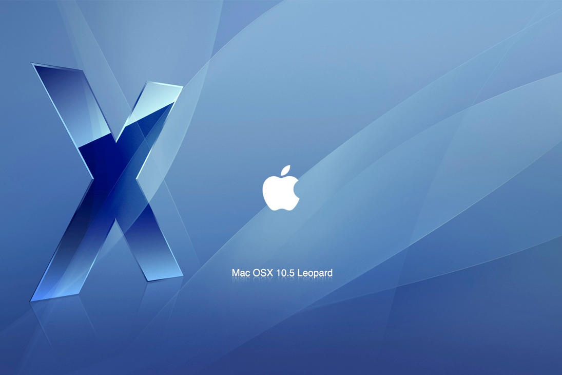 Mac OSX Leopard by makrivag