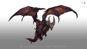 Neltharion The Earth-Warder