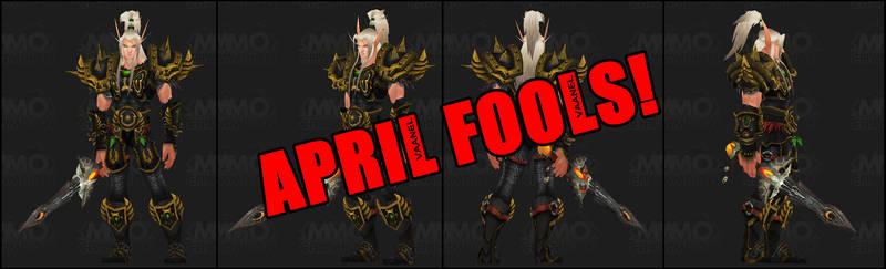 April Fools: Warchief Lor'Themar By Vaanel