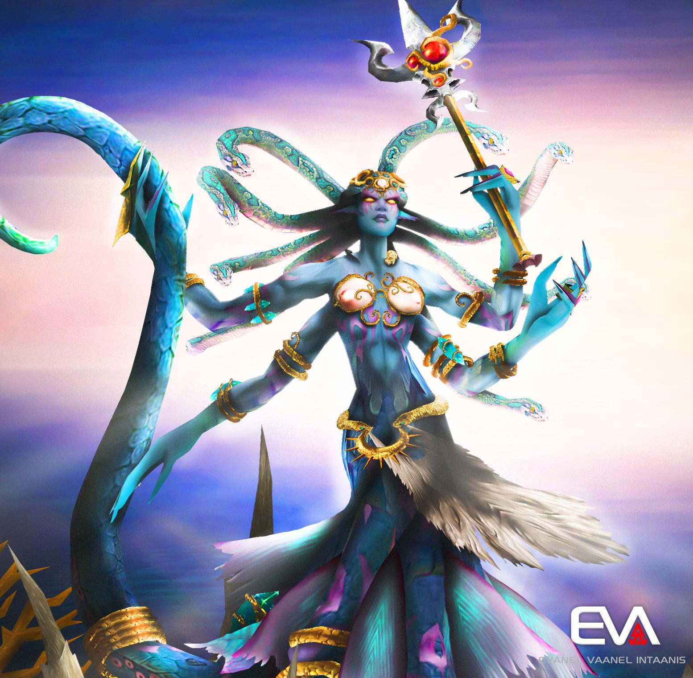 Warcraft azshara hentai sexy image