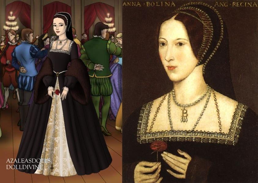 Anne Boleyn by LadyAquanine73551