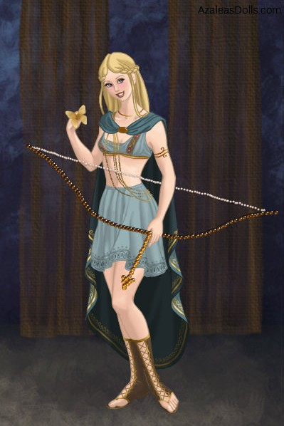 Artemis, Goddess of the Hunt by LadyAquanine73551 on ...