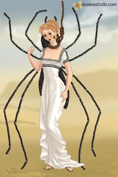 the greek myth of arachne