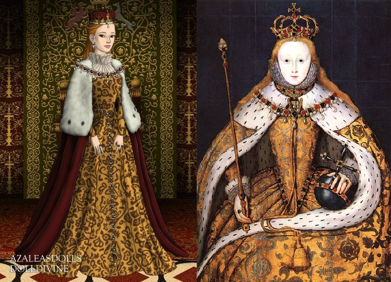 Queen Elizabeth I 39 S Coronation Portrait By