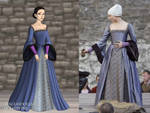 Anne's Execution Gown