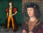 Henry VIII at 17
