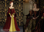 Jane's Christmas Gown