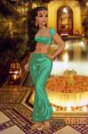 Princess Jasmine in India