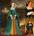 Queen Margaret of Scotland (1489-1541)