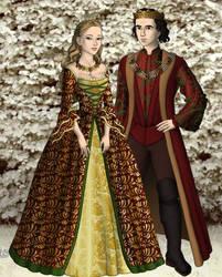 Melena and Bernard