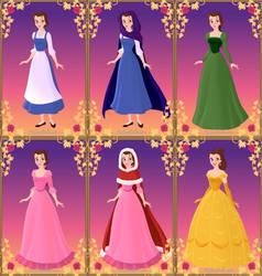 Belle's Wardrobe