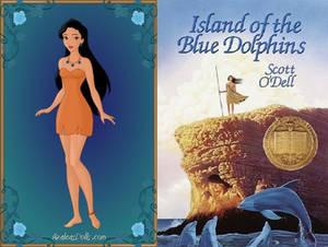 Karana, from 'Island of the Blue Dolphins'