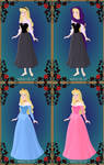 Princess Aurora's Wardrobe