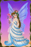 Fairy on Her Wedding Day