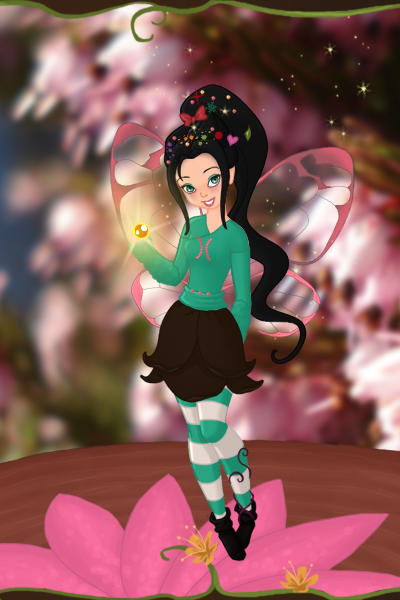 Vanellope von Schweetz from 'Wreck-It Ralph' by LadyAquanine73551