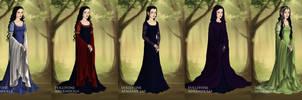 Arwen's Wardrobe from Return of the King