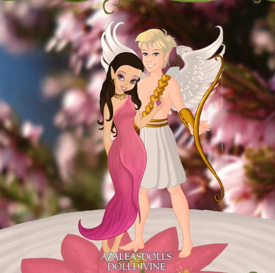 cupid and psyche animation