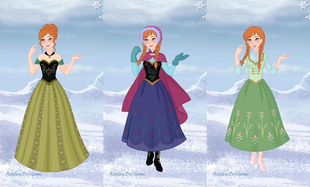 Frozen Dress Up Shoes Games