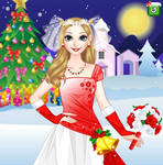 Christmas Wedding by LadyAquanine73551