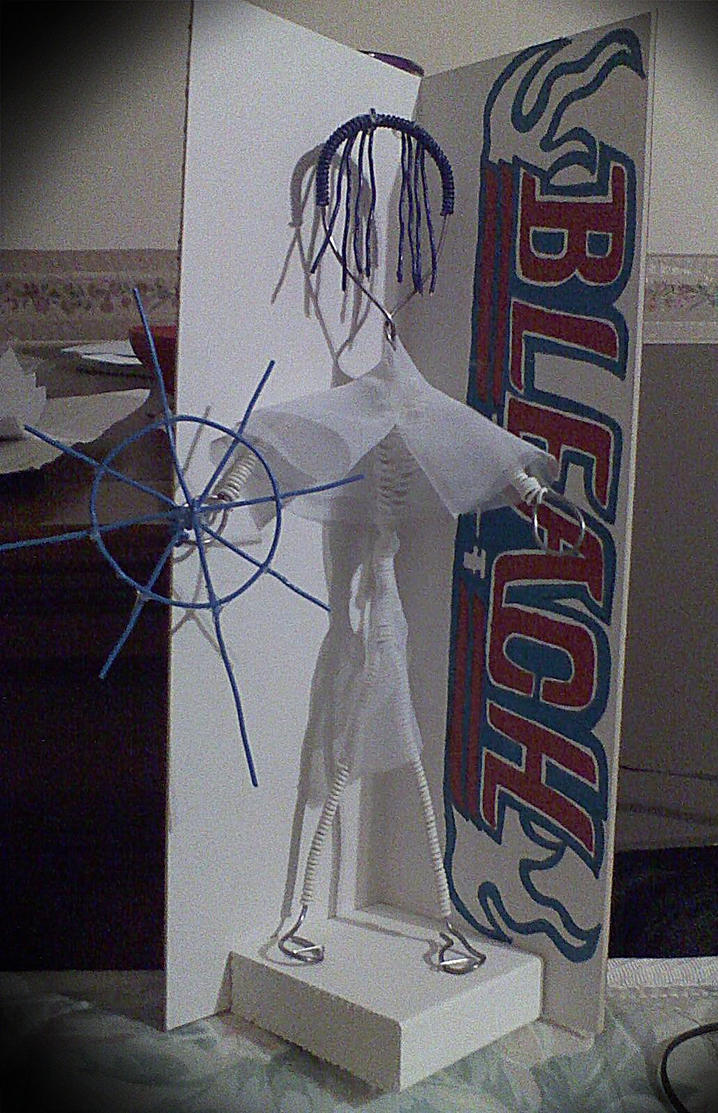 Uryu Wire Figure by Saiden13
