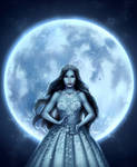 Queen of The Moon by carpediemi