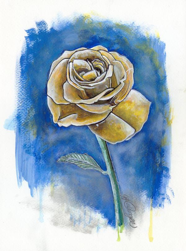 Rose by LukeFielding